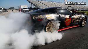corvette zr1 burnout corvette zr1 burnout and drag race vs sl63 amg