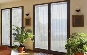 Curtains With Rods On Top And Bottom Rod Pocket Top Bottom Curtains Great For Sliding Glass Doors