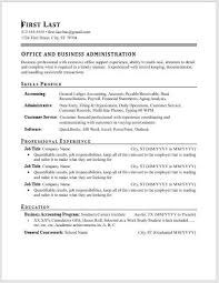 Business Resumes Templates Resume Templates Southern Career Institute Sci Southern Careers