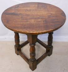 coffee table modernist solid wood center antique round tables