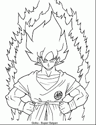 impressive dragon ball kai coloring pages with dragon coloring