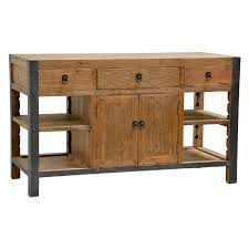 72 kitchen island 72 inch distressed pine brown kitchen island
