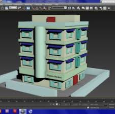 home design d house using autocad and dstudio max intro 3d max