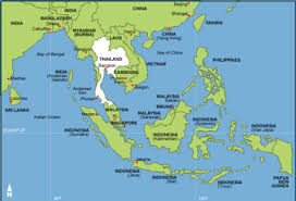 Malaysia On A Map Bermese Python By Arianna Walker