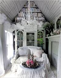 Shabby Chic Garden by Shabby Chic Ideas Turning Garden House Into Beautiful Summer Retreat