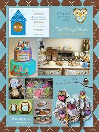 Owl Baby Shower Boy - owl baby shower ideas babywiseguides com