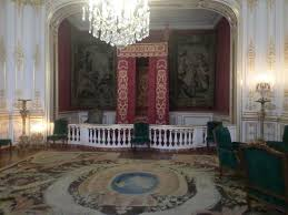 chambre d h es chambord la chambre du roi picture of chateau de chambord chambord