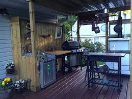 outdoor cooking spaces your outdoor kitchen where how cooking forum at permies