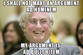 Dawkins Meme - just saw richard dawkins say this to deepak chopra meme on imgur