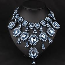 big crystal statement necklace images Fabulous statement necklace amazing crystal statement necklace jpg
