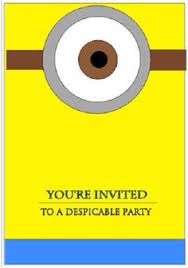 cupcake wrapper template pdf make i share despicable me party