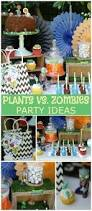 plants vs zombies party supplies kids birthday parties