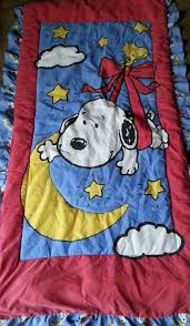 Baby Blanket Comforter Amazon Com Peanuts Baby Snoopy Quilt Blanket Comforter Lovey