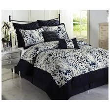 Queen Sized Comforters Queen Size Comforter Sets Piece Oversize Grey Black White Color