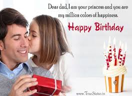 happy birthday quotes for dad from daughter u0026 son with greeting images