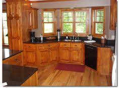Kitchen Pine Cabinets Vintage Knotty Pine Kitchens Knotty Pine Redid Knotty Pine