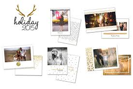 2015 holiday card templates for photographers