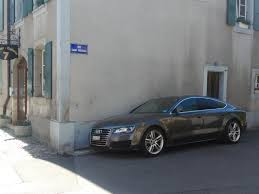 audi a7 parking audi a7 quattro in st prex switzerland