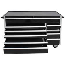 Tool Cabinet With Wheels Hd 56 U0027 U0027 Roller Metal Tool Cabinet With 12 Bbs Drawers Mobile