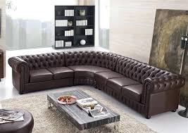 Oversized Leather Sofa Sectional Leather Sofas Adrop Me