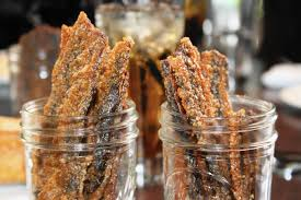 Wyoming travel food images Buffalo waffles and 39 pig candy 39 tempt visitors to jackson hole