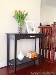 Houzz Entryway Charming Console Table Entryway Foyer Console Table Home