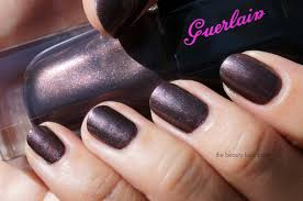 guerlain sulfurous 861 nail lacquer holiday 2013 the beauty