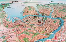 Maps Around The World by Places To Visit In Antalya Map Tourist Attractions Thefoodtourist