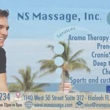 Sports Massage Business Cards Ns Massage 18 Photos U0026 11 Reviews Massage Therapy 1140 W