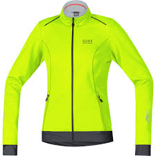 soft shell jacket cycling gore bike wear element windstopper soft shell lady jacket