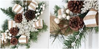 burlap christmas burlap christmas wreath tutorial 9 lushzone