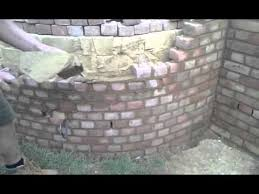 laying flemish bond radius brick work youtube