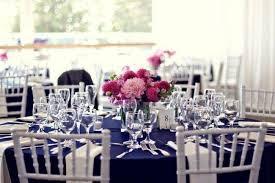 couleur mariage inspiration mariage thème couleur bleu marine blanc et poudré