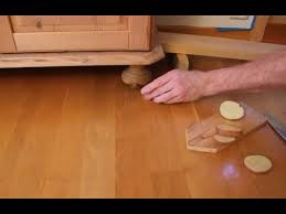 how to easily move slide heavy furniture with a potato