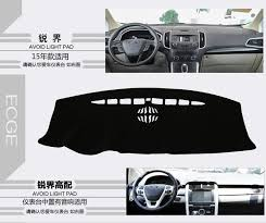 ford edge accessories dashmats car styling accessories dashboard cover for ford edge