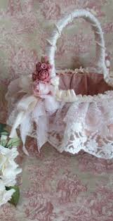 15 best shabby chic easter baskets images on pinterest easter