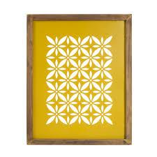 tableau chambre gar n lovely deco de chambre garcon 16 tableau en bois et m233tal jaune