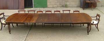 14 foot long dining table long victorian 14ft dining table large this