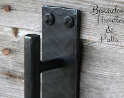 Barn Door Hangers Barn Door Handle Etsy