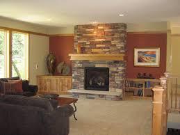diy river rock fireplace design ideas idolza