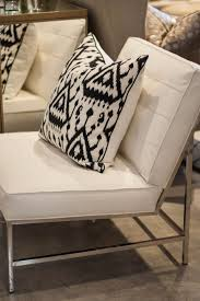 major chair and black and white pillow all about chairs