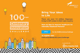 Innovation Idea Create Your Own by Press Release Union Bank Partners With Cchub To Launch Centenary