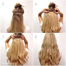 one clip in hair extensions 20 best how to wear gee hair images on one hair