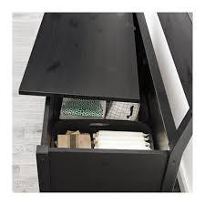 Ikea Storage Bench Sällskap Storage Bench With Backrest Ikea Pantry Closet
