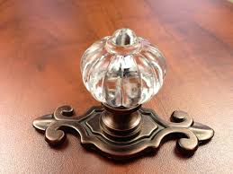Backplates For Kitchen Cabinets Sonoma Cabinet Hardware Roman Knob Venetian Bronze With Fleur De