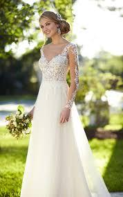 portland wedding dresses wedding dresses illusion lace wedding dress stella york
