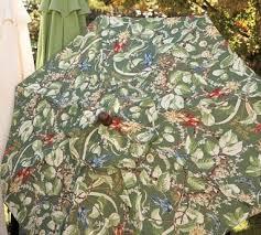 Floral Patio Umbrella Design Pretty Patio Umbrellas