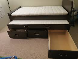 Pullout Bed Nice Twin Bed With Pull Out Fine Design 11 Practical Twin Beds