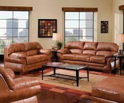 leather furniture living room ideas rediscovering the elegancy by 10 brown leather sofas designoursign