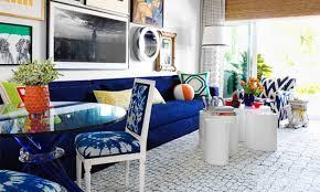 Indigo Home Decor Trend Alert Rich U0026 Regal Indigo Decor Decoratorsbest Blog